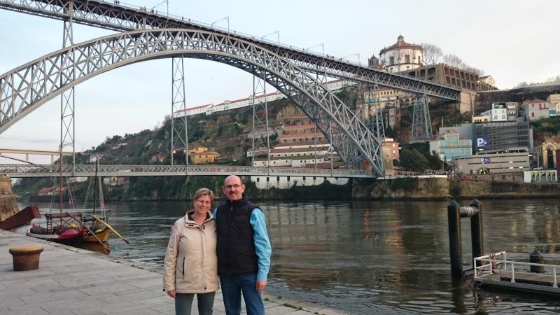 Weltschau in Porto Januar 2016