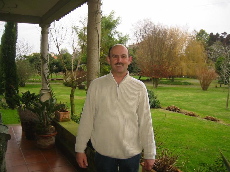 Alex bei der Weltschau in Porto 2010