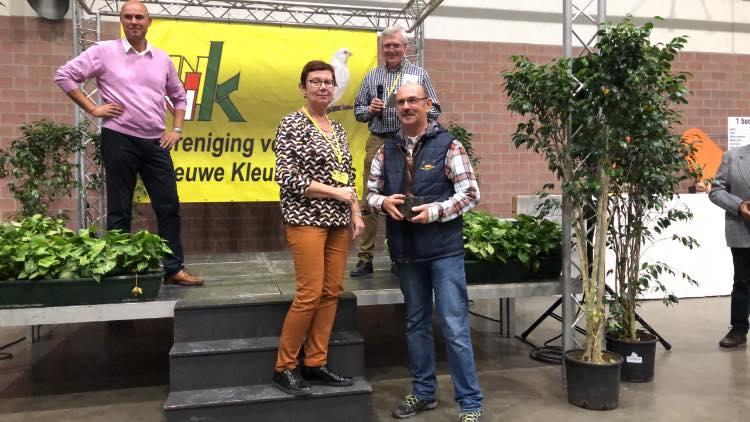 """2x Gewinner Spezialpreis """"Bester Braunkanarien"""", über 60 x Deutscher Meister"""