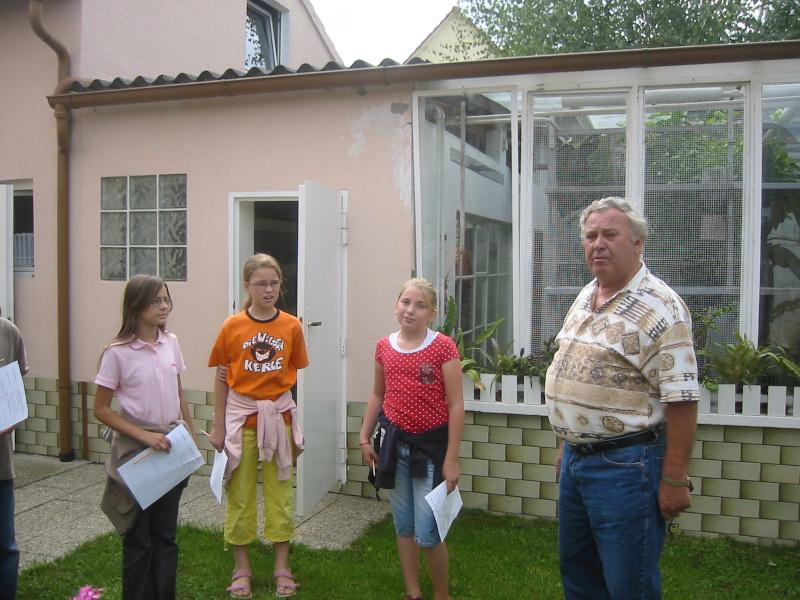 Ferienprogramm 2008